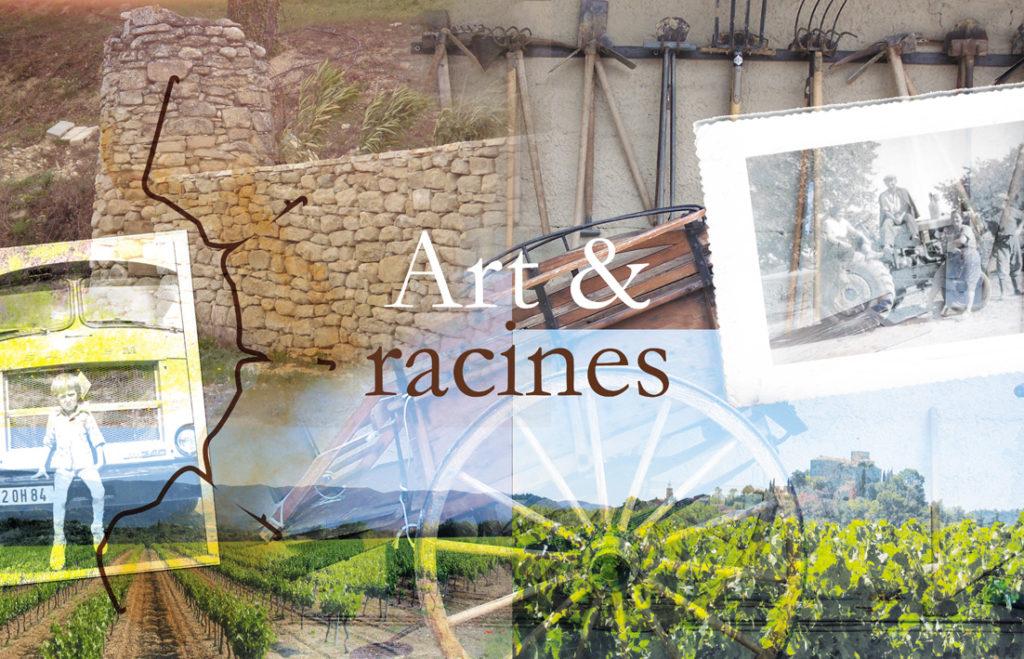 Les racines - Le Puy des Arts